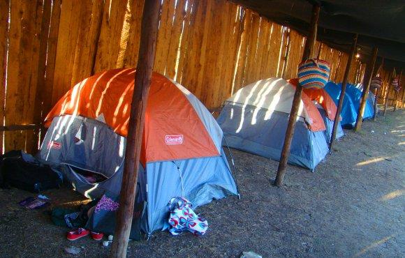 Basics in camping